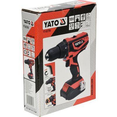 Wiertarko-wkrętarki Yato