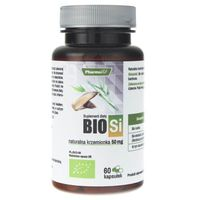 Kapsułki Bio Si - naturalna krzemionka 60 kaps - Pharmovit