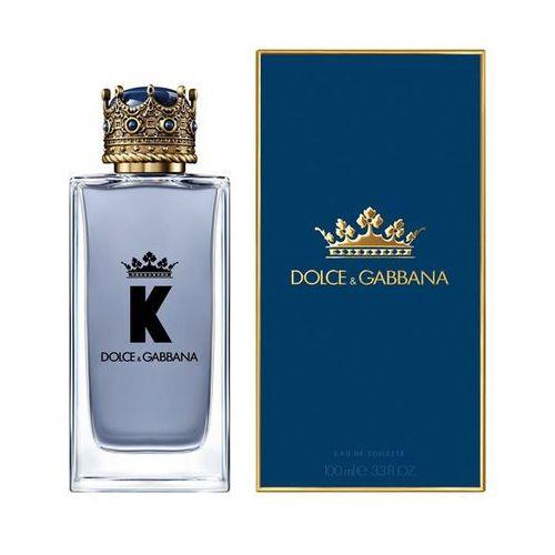 Dolce&Gabbana K woda toaletowa 100 ml dla mężczyzn - Promocyjna cena