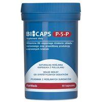 Kapsułki BICAPS P-5-P FORMEDS WITAMINA B6, 60 KAPSUŁEK