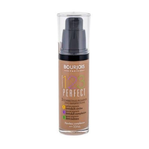 Bourjois paris 123 perfect podkład 30 ml dla kobiet 58 dark bronze - Super oferta