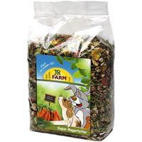 Jr farm super pokarm dla królików i gryzoni - 4 kg| darmowa dostawa od 89 zł i super promocje od zooplus! (4024344010620)