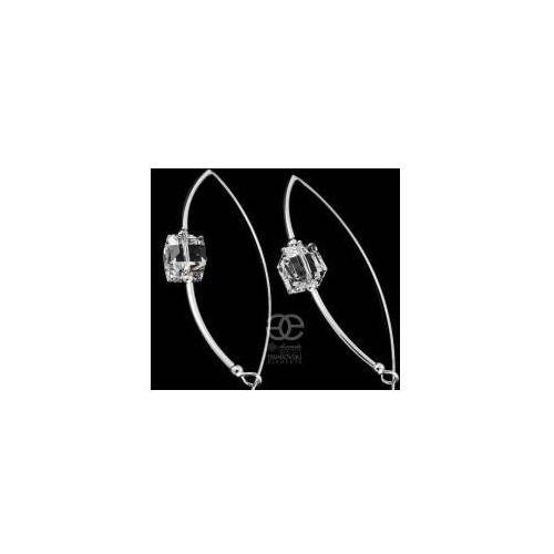 Arande Supercena swarovski kolczyki crystal certyfikat