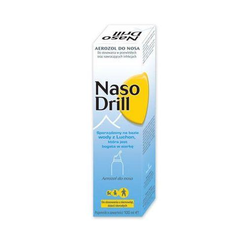 Aerozol NASODRILL aerozol do nosa 100ml