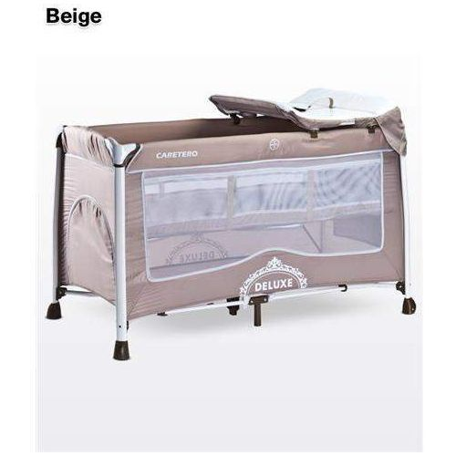 Łóżeczko turystyczne Deluxe Beige