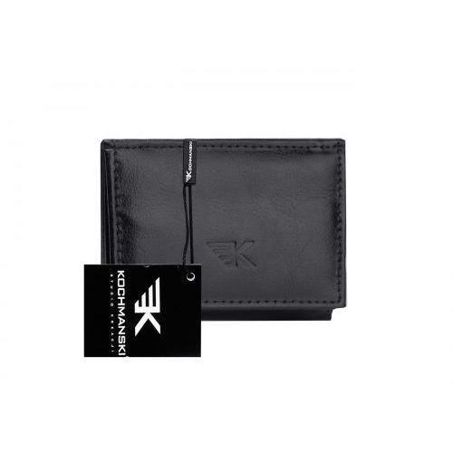 0bdf30d7d331e5 Skórzany portfel portmonetka Kochmanski 1195 (Kochmanski Studio ...