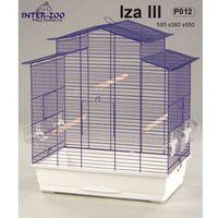 klatka dla ptaków iza iii marki Inter-zoo