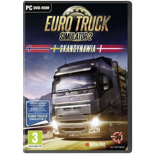 Euro Truck Simulator 2 DLC Skandynawia PL PC