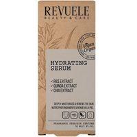 Revuele Natural Line Hydrating Serum serum do twarzy 30 ml dla kobiet