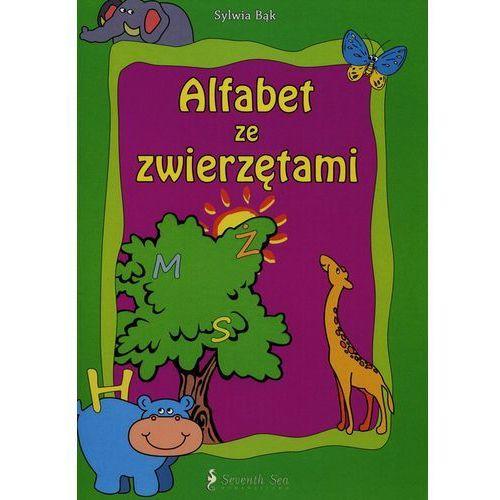 Alfabet ze zwierzętami (9788360403105)
