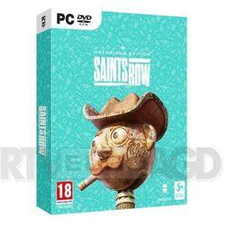 Saints Row Edycja Niesławna Gra PC KOCH MEDIA