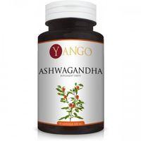 Kapsułki Ashwagandha - ekstrakt 10:1 (90 kaps.) Yango