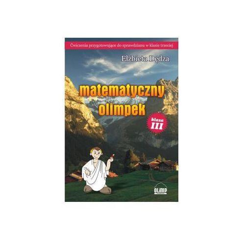 Matematyczny Olimpek kl.3 (9788392723288)