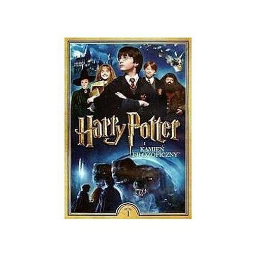 Galapagos Harry potter i kamień filozoficzny. 2-płytowa edycja specjalna (2dvd) (płyta dvd)