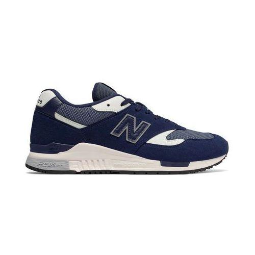 Buty sportowe męskie NEW BALANCE - ML840-08, kolor niebieski
