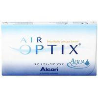Alcon Wyprzedaż - air optix aqua 6 szt.