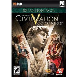 Civilization 5 Bogowie i Królowie (PC)