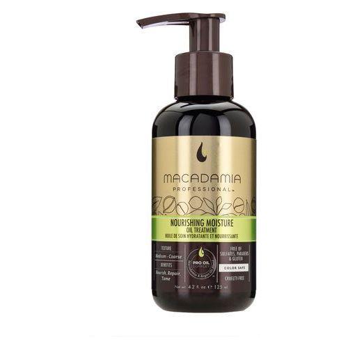 Nourishing oil treatment - odżywczy olejek do włosów normalnych i grubych 125ml Macadamia