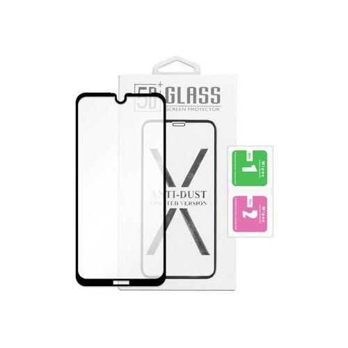 Huawei Y6 (2019) - szkło hartowane 5D - czarne, FOHW868TG5DBLK000