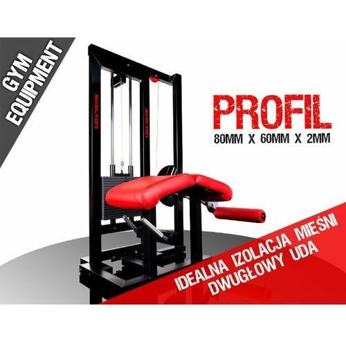Kelton Dwugłowy uda leżąc pms12s gym equipment