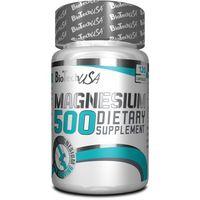 Kapsułki Bio Tech USA Magnesium 500 - 120 kaps