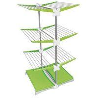 701909 stendimeglio zielona aluminiowa suszarka stojąca marki Meliconi