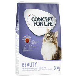 Karmy i przysmaki dla kotów  Concept for Life Zooplus