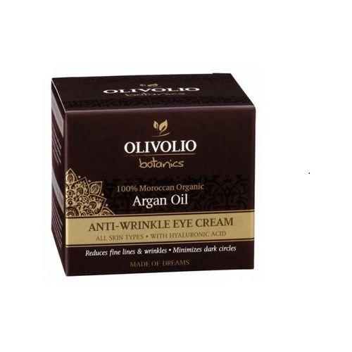 Olivolio argan oil anti-wrinkle eye cream krem pod oczy 30 ml