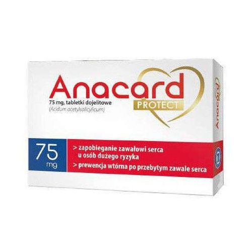 Tabletki Anacard Protect 75mg x 60 tabletek