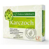 Tabletki Karczoch 60 tabl.