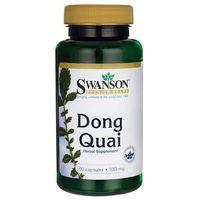 Kapsułki Swanson Dong Quai 530mg 100 kaps.
