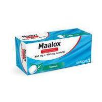 Tabletki MAALOX x 40 tabletek