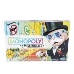 Hasbro Monopoly dla milenialsów - darmowa dostawa od 199 zł!!!