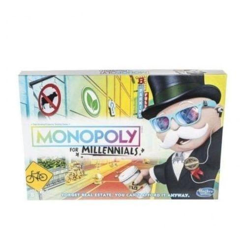 Monopoly dla Milenialsów +DARMOWA DOSTAWA przy płatności KUP Z TWISTO (5010993623945)