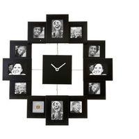 Zegar ścienny Family time black by pt,