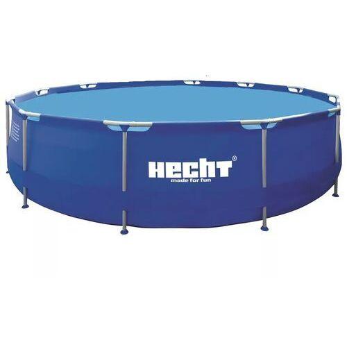 Hecht 3476 basen stelażowy ogrodowy rodzinny naziemny 4383 litrów 300 x 76 cm bluesea- ewimax oficjalny dystrybutor - autoryzowany dealer hecht marki Hecht czechy
