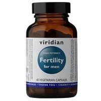 Kapsułki Płodność dla mężczyzn Fertilility for men 60 kapsułek Viridian