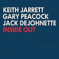 Keith Jarrett, Gary Peacock, Jack DeJohnette - INSIDE OUT z kategorii Blues