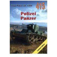Polizei Panzer. Tank Power vol. CLVI 415, oprawa broszurowa
