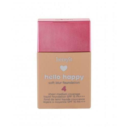 Benefit Hello Happy SPF15 podkład 30 ml dla kobiet 04 Medium Neutral - Promocyjna cena