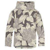 bluza BURTON - Ellmore Prem Po True Blk Floral Jqd (001) rozmiar: XS