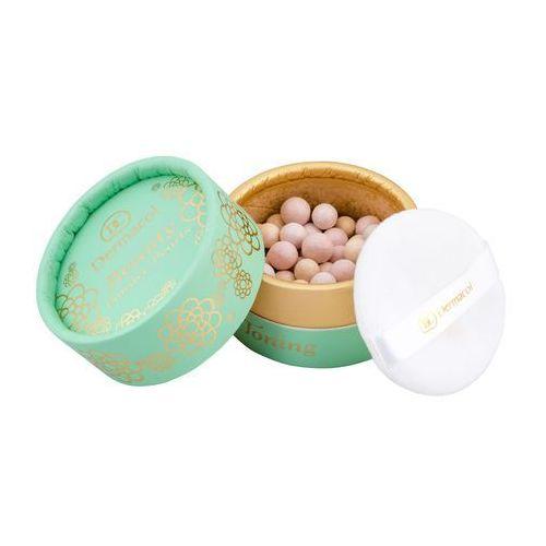 beauty powder pearls puder 25 g dla kobiet toning marki Dermacol