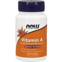 Vitamin A 10000 x 100 kapsułek softgel