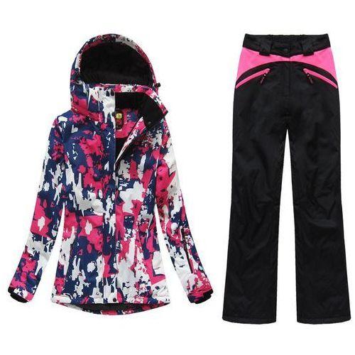 Zestaw narciarski kurtka + spodnie (w183 i qs189) marki Speed.a