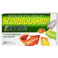 Tabletki Scorbolamid EXTRA 20tbl