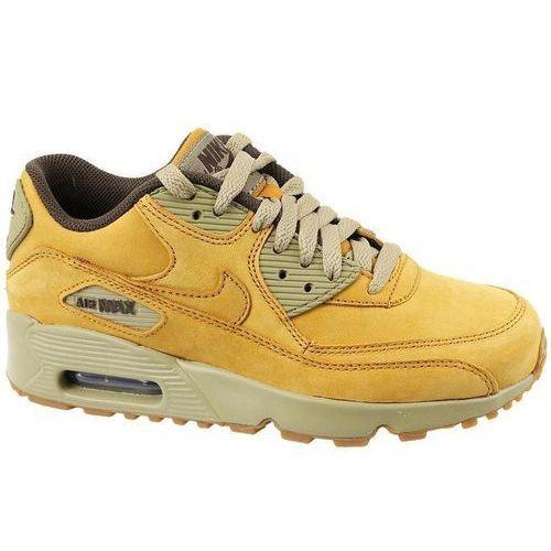 Damskie Nike Air Max90 943747-700 jasno brązowe / dodatki oliwkowe, w 7 rozmiarach