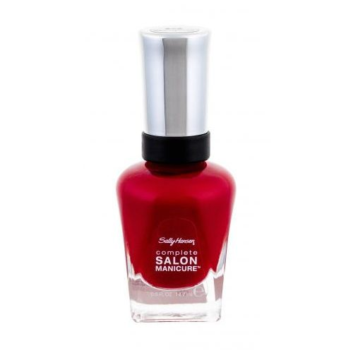 Sally hansen complete salon manicure lakier do paznokci 14,7 ml dla kobiet 575 red handed - Najtaniej w sieci