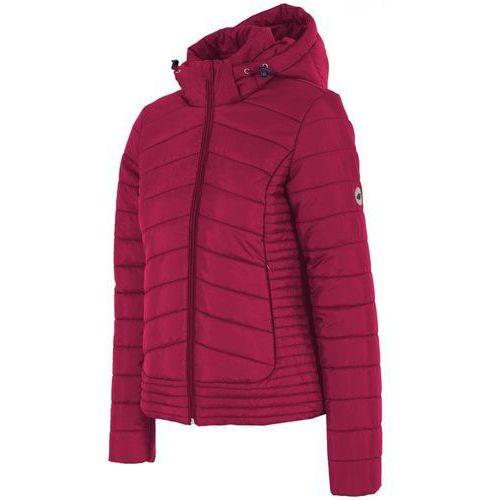 4F damska kurtka H4Z17 KUD004 fiolet purpurowy XS