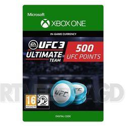 Microsoft Ea sports ufc 3 500 punktów [kod aktywacyjny]