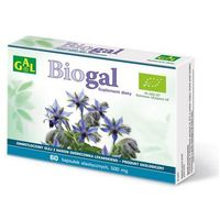 Biogal - Ogórecznik lekarski BIO 60 kap.